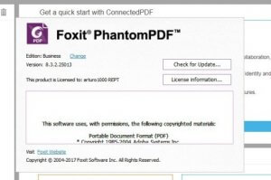foxit phantompdf full version with crack