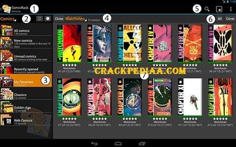 ComicRack Cracked