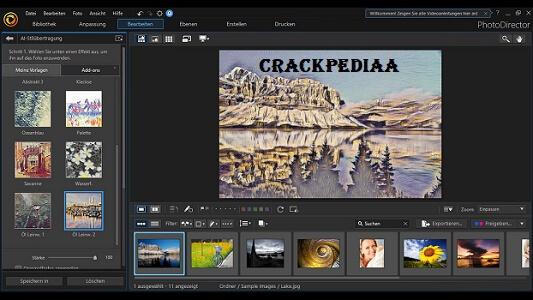CyberLink PhotoDirector 10 Ultra full