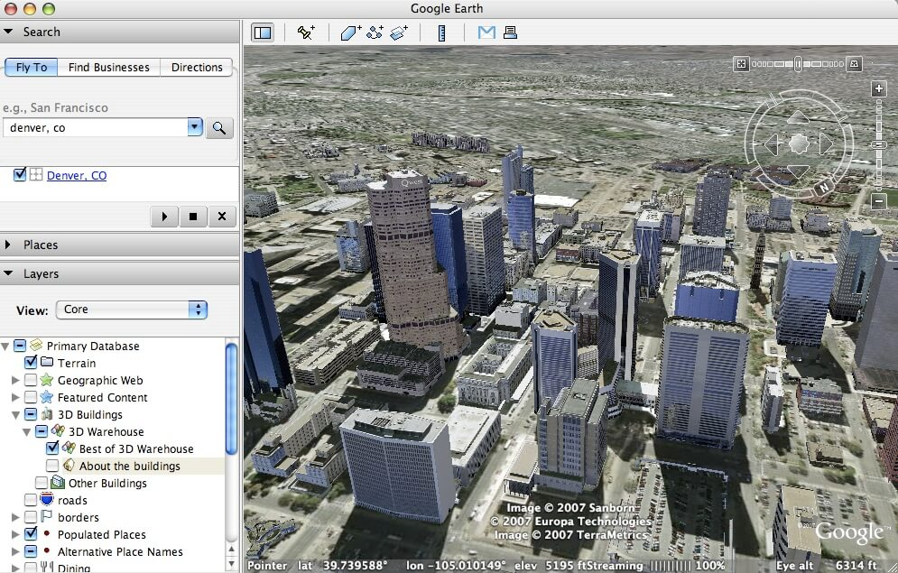 Google Earth Pro Apk Crack