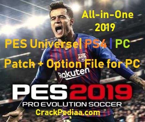 PES 2019 Patch