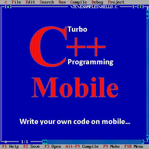 Turbo C++ Download Free