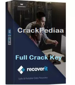 Wondershare Recoverit crack