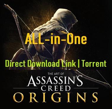Assassin's Creed Origins Trainer free download