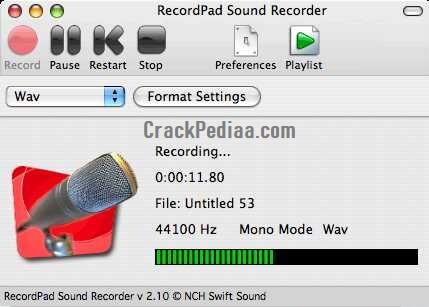 RecordPad Crack