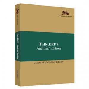 Tally ERP 9 Cracked Version